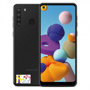 گوشی موبایلSamsung Galaxy A21 32GB RAM3