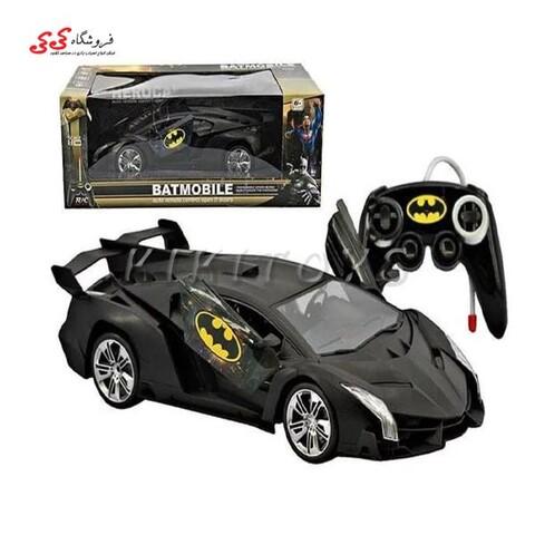 ماشین کنترلی بتمن batman