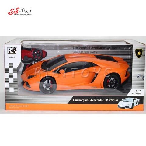 اسباب بازی | ماشین کنترلی لامبورگینی | آوانتادور بزرگ Lamborghini Aventador