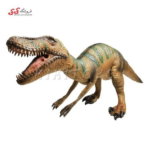 اسباب بازی دایناسور ولاسیراپتور سایز بزرگ Velociraptor