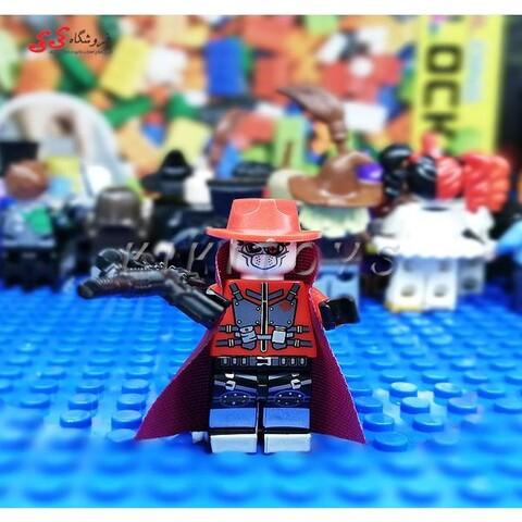 لگو ساختنی قهرمان خاص ددشات LEGO Deadshot