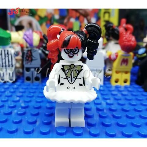 لگو ساختنی قهرمان خاص هارلی کویین LEGO Harly Quinn