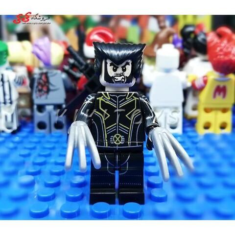 لگو ساختنی قهرمان خاص ایکس من LEGO Xmen