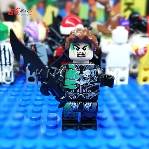 لگو ساختنی قهرمان خاص گرین گابلین LEGO Green Goblin