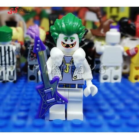 لگو ساختنی قهرمان خاص جوکر LEGO JOKER