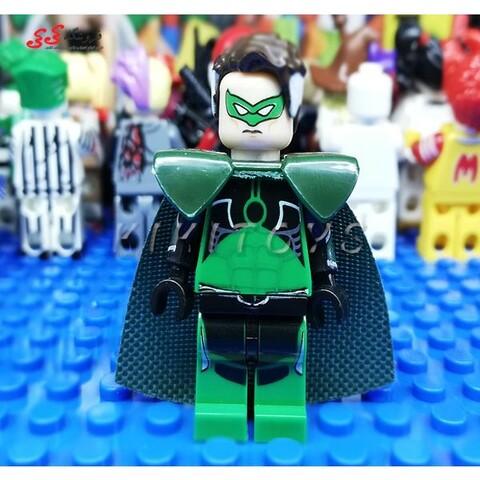 لگو ساختنی قهرمان خاص فانوس سبز گرین لنترن LEGO GREEN LANTERN