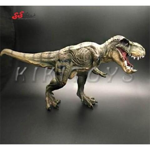 فیگور حیوانات دایناسور تیرکس دم دراز Tyrannosaurus Rex