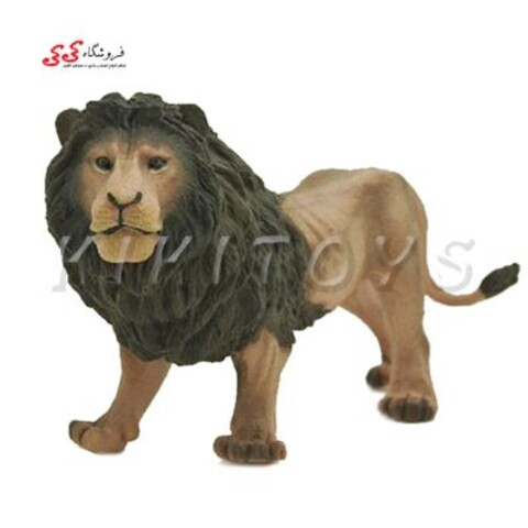 فیگور حیوانات شیر بزرگ fiqure of lion