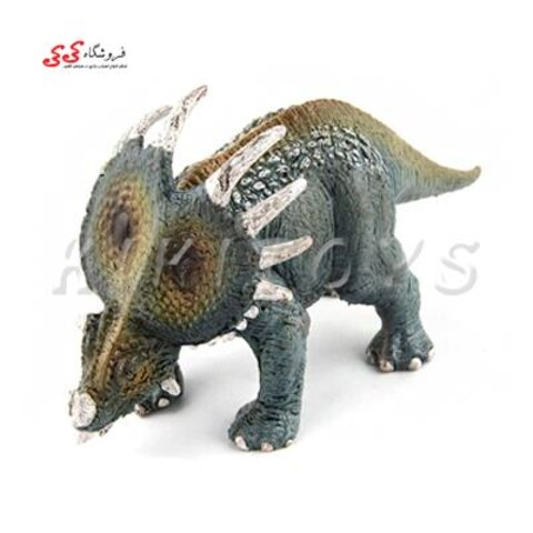 فیگور دایناسور تریسراتوپس fiquer of Dinosaur