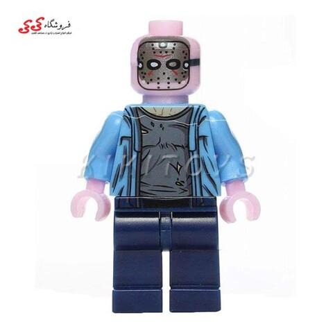 لگو ساختنی قهرمان خاص جاسون LEGO Jason