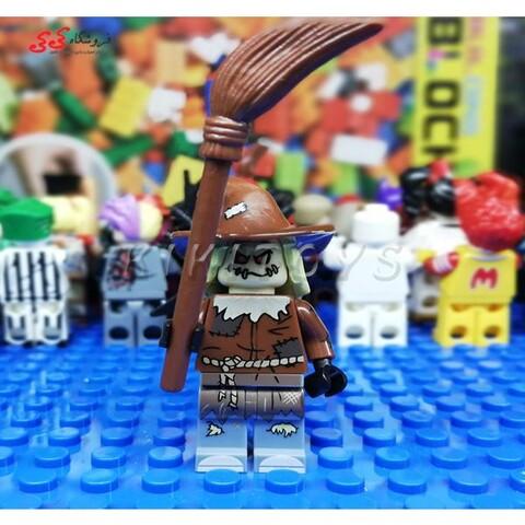 لگو ساختنی قهرمان خاص مترسک LEGO Scarecrow