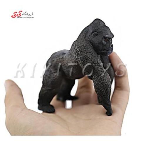 فیگور حیوانات گوریل کوچک fiquer of gorilla