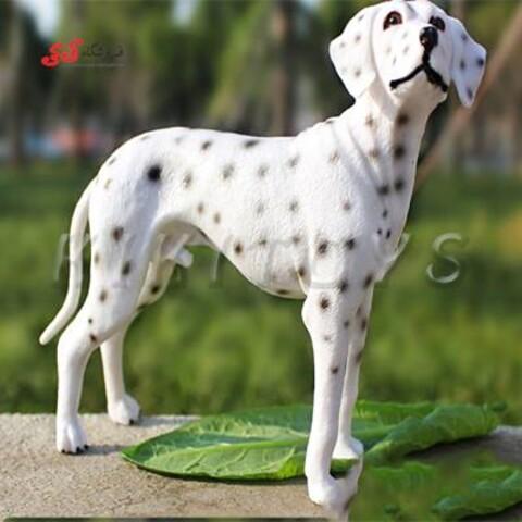 فیگور حیوانات سگ خالدار  fiqure of Spotted dog