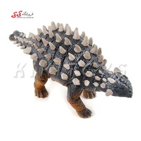 فیگور دایناسور خاردار آنکیلوسور fiqure of dianosaur