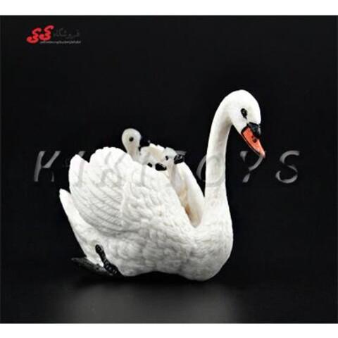 فیگور حیوانات قو fiqure of swan