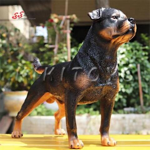 فیگور حیوانات سگ رتوایلر fiqure of dog