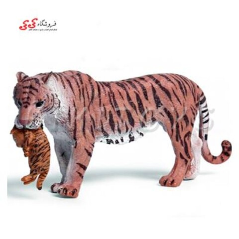 فیگور حیوانات ببرماده fiqure of tiger