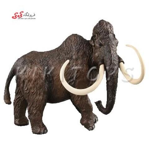 اسباب بازی فیگور ماموت-Mammoth Modele