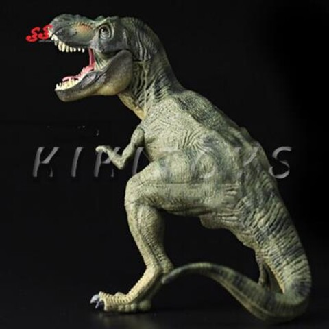 فیگور حیوانات دایناسور تیرکس دم کج fiquer of Dinosaur