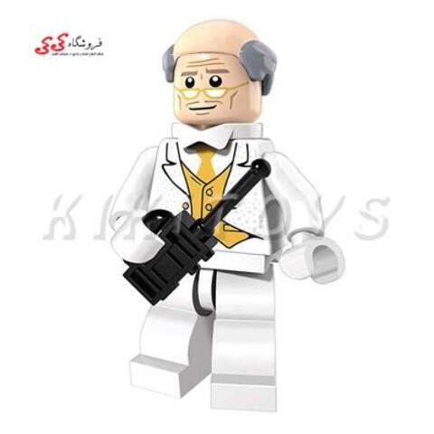 لگو ساختنی قهرمان خاص آلفرد LEGO Alfred