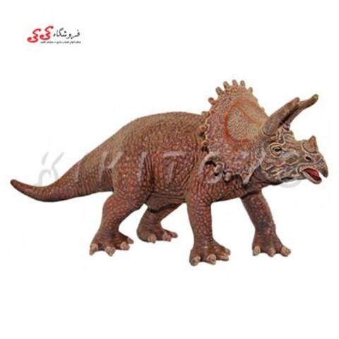 فیگور دایناسور تریسراتوپس fiqure of Dinosaur