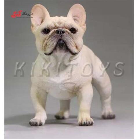فیگور حیوانات سگ بولداگ فرانسوی French Bulldog