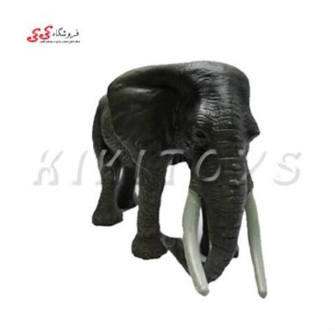 فیگور حیوانات فیل خاکستری fiqure of Elephant