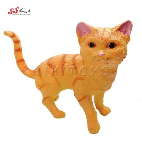 فیگور حیوانات گوشتی گربه 1