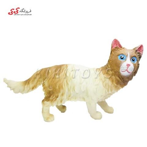 فیگور حیوانات گوشتی گربه 6