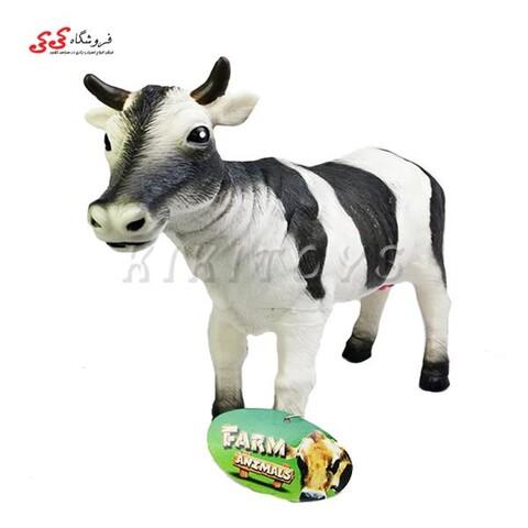 اسباب بازی حیوانات فیگور گوشتی گاو