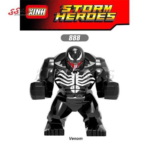 لگو غول ونوم جدید Venom Bigfig Preview XINH 888
