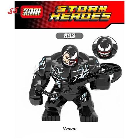 لگو غول ونوم جدید Venom 2019 Bigfig XINH 893