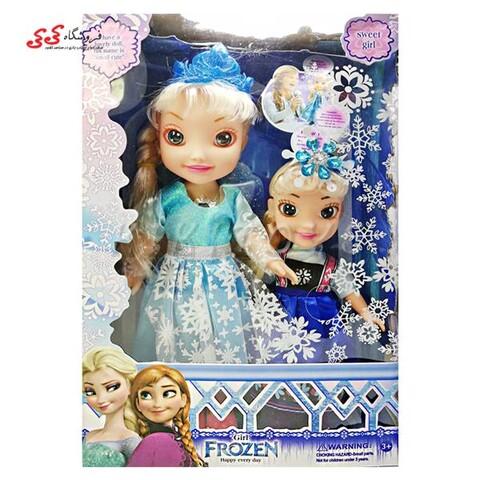 عروسک السا و انا  FROZEN