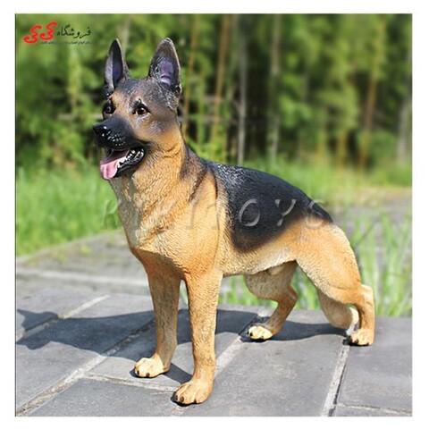 فیگور حیوانات سگ ژرمن شپرد German Shepherd
