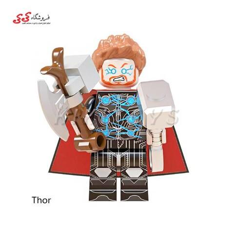 لگو ساختنی قهرمان خاص تورTHOR
