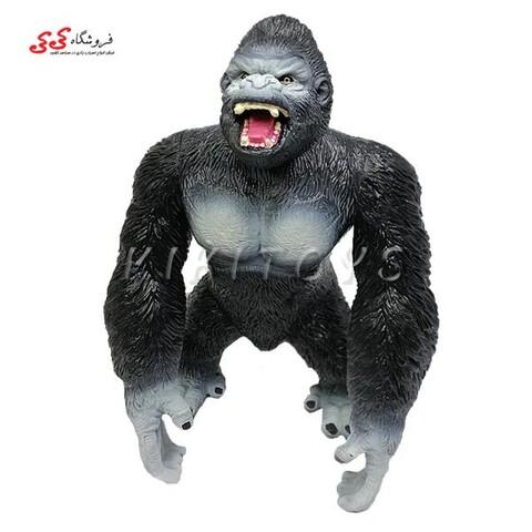 فیگور حیوانات گوریل بزرگ fiquer of gorilla
