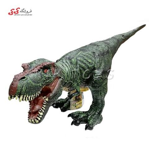 اسباب بازی دایناسور گوشتی مدل تیرکس موزیکال Tyrannosaurus