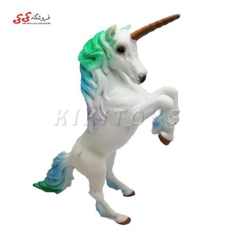 فیگور حیوانات اسب تک شاخ یونیکورن Unicornis