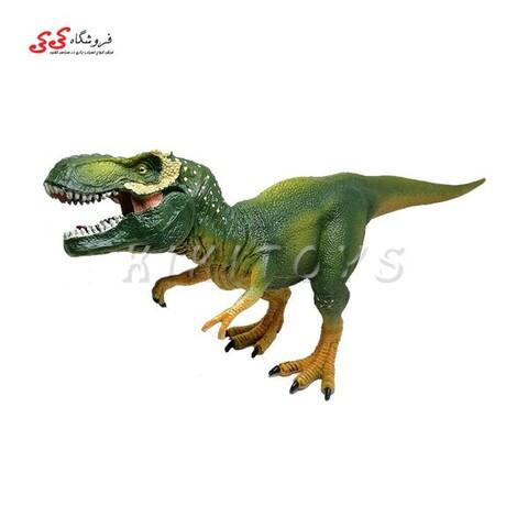 فیگور حیوانات دایناسور تیرکس با فک متحرک fiquer of Tyrannosaurus
