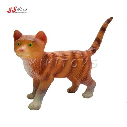فیگور حیوانات گربه کوچک CAT Modeling Simulation Model