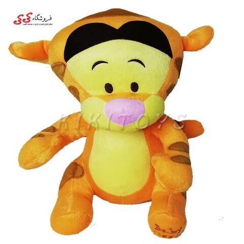 عروسک پولیشی نوزادی تایگر  BABY TIGGER
