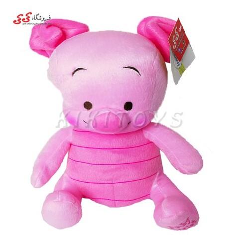 عروسک پولیشی نوزادی خوک پو  BABY PIGLET