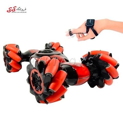 اسباب بازی ماشین کنترلی آفرود و دریفت حرفه ای SUPER DOUBLE FLIP