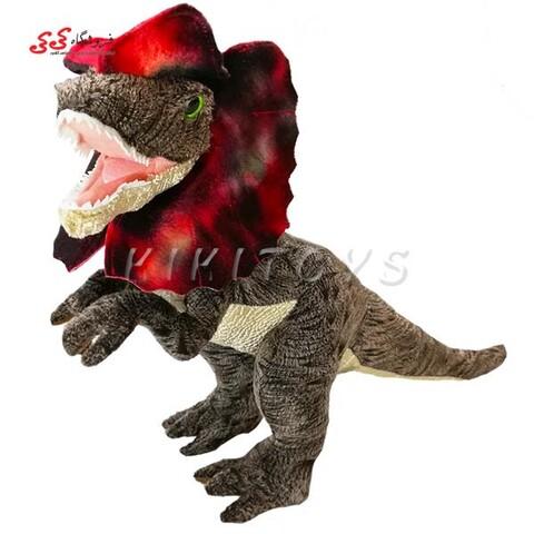 دایناسور دیلوفوسور پولیشی اورجینال اسباب بازی Dilophosaurus Dinosaur