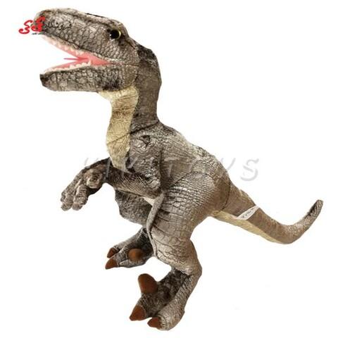 دایناسور یوتاراپتور پولیشی اورجینال اسباب بازی Dilophosaurus Dinosaur