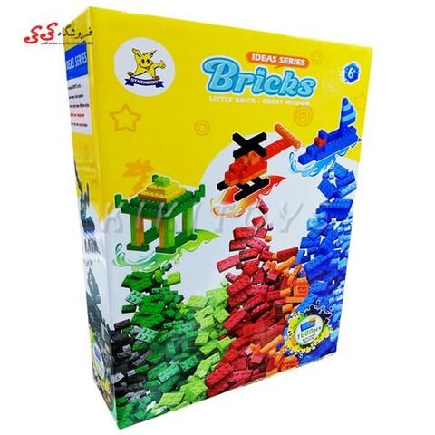 لگو کلاسیک 1000 قطعه |LEGO IDEAS SERIES BRICKS|