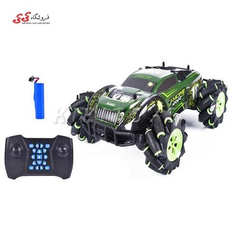 اسباب بازی ماشین کنترلی چرخ کپسولی DRIFT LUCENT CAR