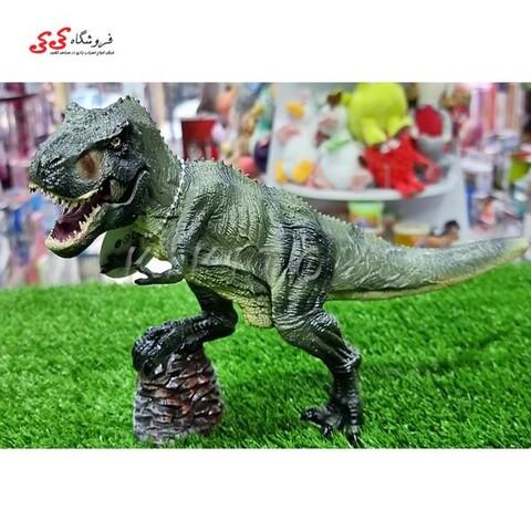 فیگور حیوانات دایناسور تیرکس بزرگ Fiquer of Dinosaur