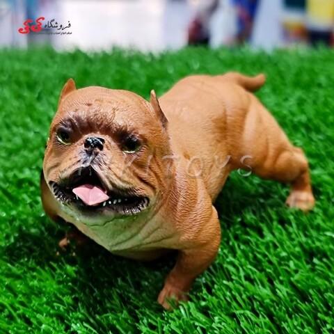 فیگور حیوانات سگ بولداگ Fiqure of Dog