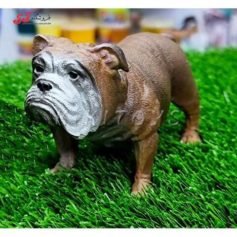 فیگور حیوانات سگ بولداگ انگلیسی Fiqure of Dog